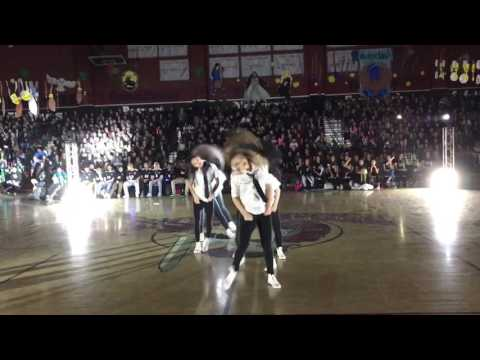 Patriot High School Dance Team 2017
