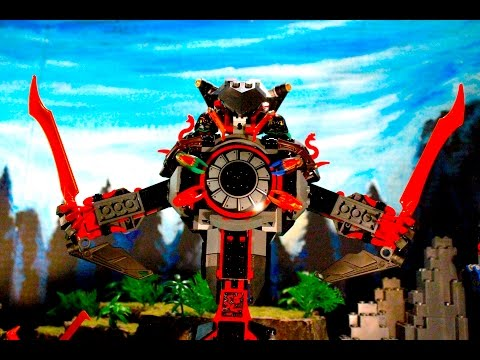 LEGO NINJAGO: Splinter in Time Episode 11: Iron Doom!