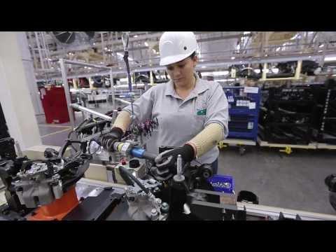 Encuentros con el Presidente: El Presidente Peña Nieto inauguró la Planta de Mazda en México