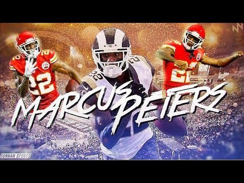Marcus Peters Career Highlights    The Newest Ram    HD NFL Mix