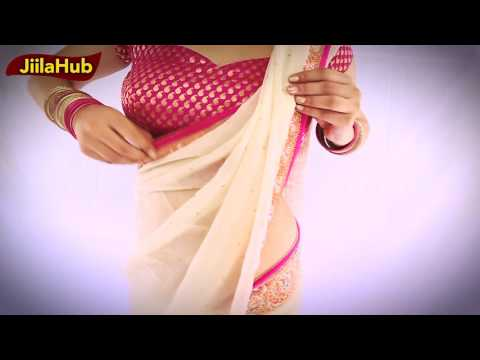 How To Wear Sari Perfectly Within 5 Mints:Easy Simple Beautiful Saree Draping