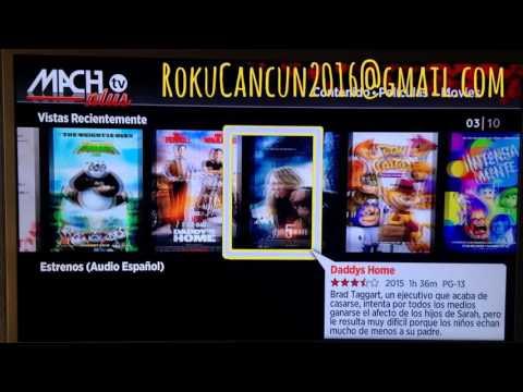 Mach Tv Plus - Roku