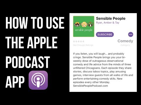 How to Use the Podcast App | iPhone and iPad