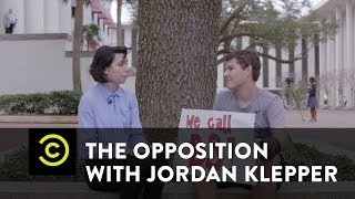 Should Teens Be Leading the Gun Violence Debate? - The Opposition w/ Jordan Klepper