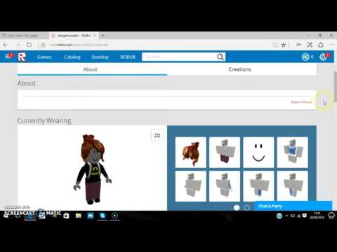 how to find ur old account on roblox and log back in