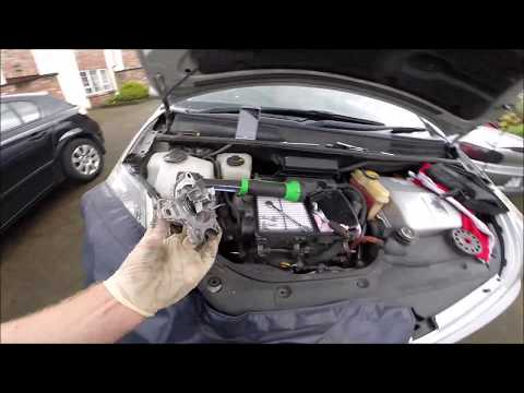 Toyota Prius 1.5 Hybryd, Engine Water Pump Replacement