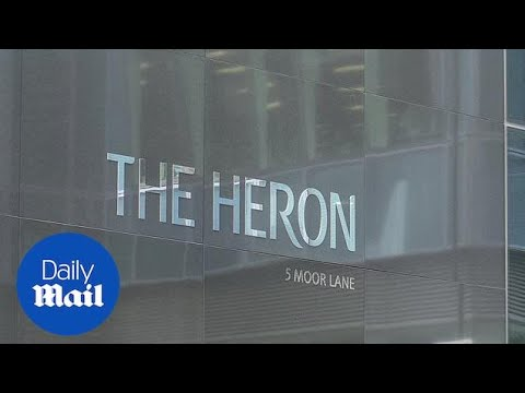 Murder probe launched at London's exclusive The Heron building - Daily Mail