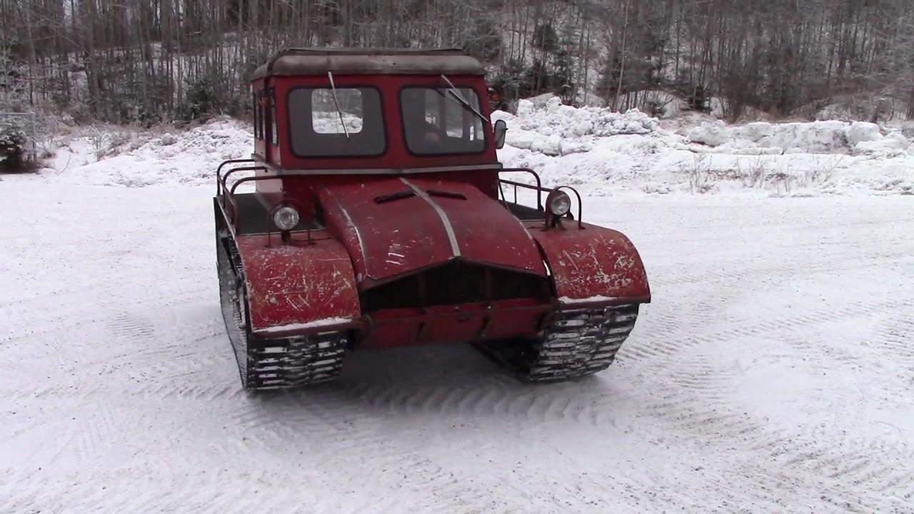 TVH Snow Track