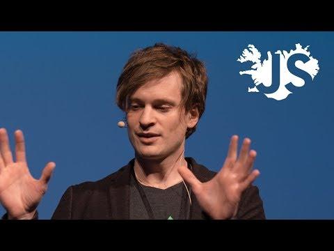 Michael Henretty: VoiceHTML - Speech Recognition as a Progressive Enhancement   JSConf Iceland 2018
