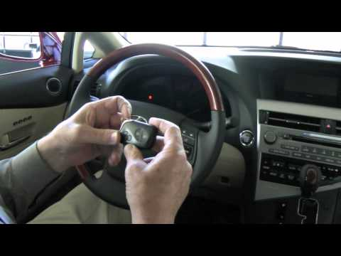 What to do if your Lexus key fob battery dies