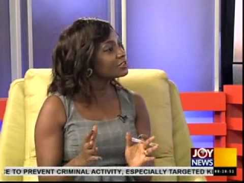 Building Successful Business Using Team Spirit - My Banner on Joy News (30-4-14)