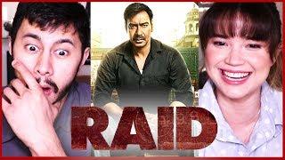 RAID   Ajay Devgn   Ileana D