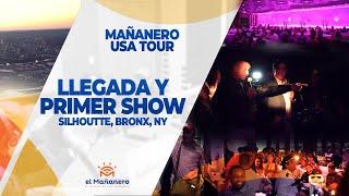 Humor Mañanero usa tours 2019 - Llegada a New York y primer Show