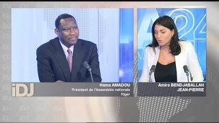 L'INVITE DU JOUR avec Hama AMADOU Président de l'Assemblée nationale