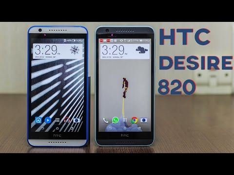 HTC Desire 820 Review- Mid Range Android Smartphone