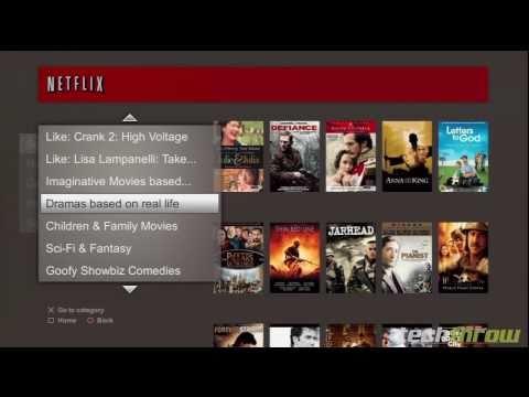 Updated Netflix for PlayStation 3 (no disc) Walkthrough.