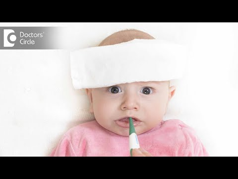What is the ideal fever temperature of my baby to visit the doctor?- Dr. Jyothi Raghuram