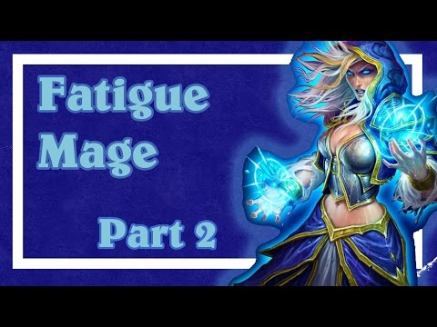 Hearthstone: The dream is real (Fatigue/Value Mage #2)