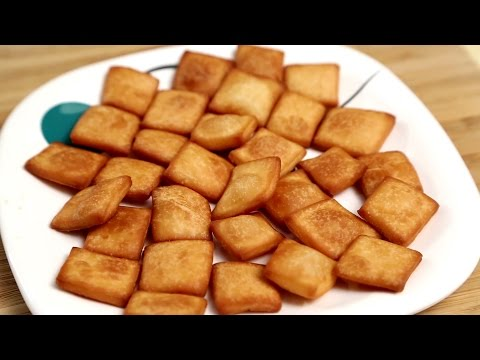 Shakkar Para / Shankarpali - Indian Tea Time Snacks - Sweet Snacks Recipe By Ruchi Bharani