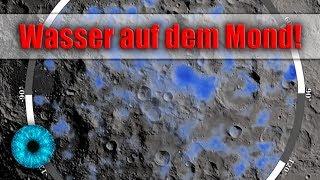 Wasser auf dem Mond - Clixoom Science & Fiction