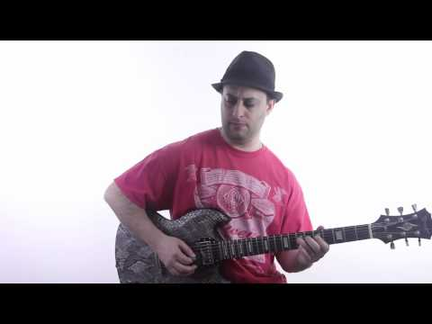 Lead Guitar Lesson on Grace Note - Learn How to Play Grace Notes
