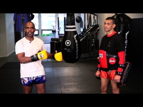 How to Do Kickboxing Drills | Muay Thai