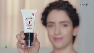 Spawake CC Cream with Sanya Malhotra