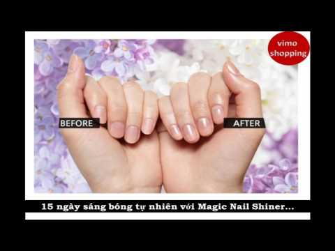 Promotion - Glass Nail Shiner