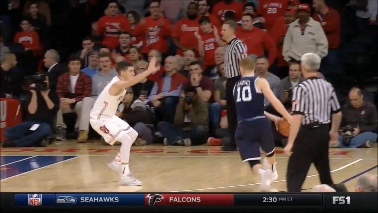 Villanova G Donte DiVincenzo Freshman Highlights (The Big Ragu aka The Michael Jordan of Delaware)