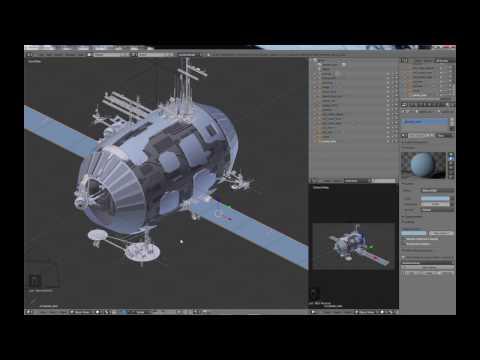 Blender For Noobs - the Secrets of Blender Modeling - Part 11 of 14
