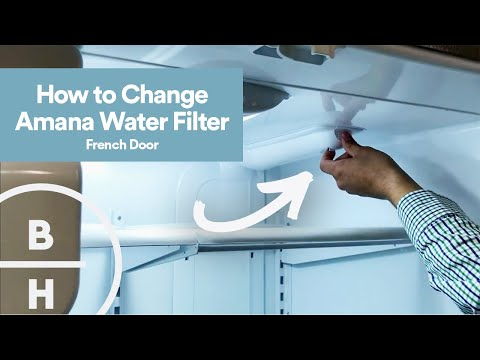 How To Install Your Amana Water Filter