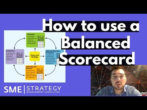 Balanced Scorecard: How to use A Balanced Scorecard in Your Strategic Plan
