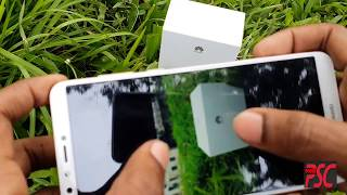 Huawei Y9 2018 Unboxing and Hands on Review in Bangla - getplaypk