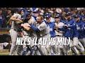 MLB 2018 NLCS Highlights LAD Vs MIL