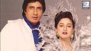 Why Madhuri Dixit Never Worked With Amitabh Bachchan
