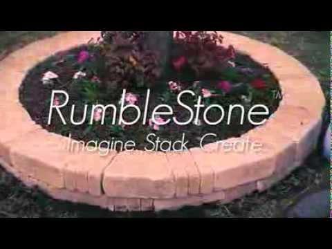 Pavestone RumbleStone™ Tree Ring