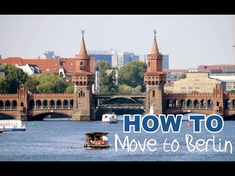 10 STEPS ON HOW TO MOVE TO GERMANY (BERLIN)
