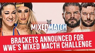 Brackets Revealed For WWE