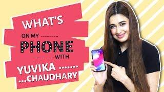 Yuvika Chaudhary: What's On My Phone | Phone Secrets Revealed | India Forums