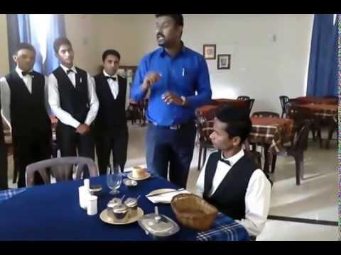 Pramit saran continental breakfast service