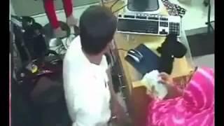 pakistani aunties no panties dress stuck in ass  shopping 0