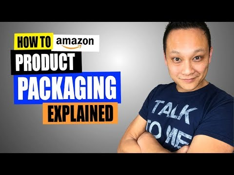 How to Create CUSTOM Product Packaging for Amazon FBA Private Label