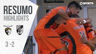Highlights   Resumo: Portimonense 3-2 V. Guimarães (Liga 18/19 #5)