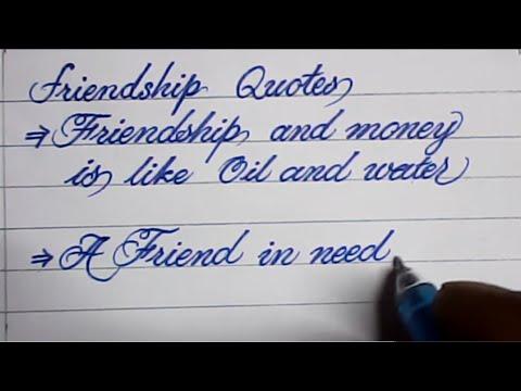 Hand writing with pen   writing like print   Mazic Writer