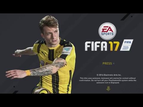 FIFA 17 PS4 PRO 4K India Hindi