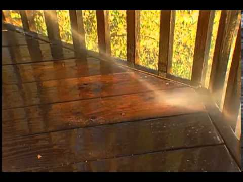How To Guide: Redwood Deck Refinishing