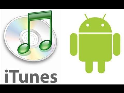 Cómo importar tu Música y playlist de iTunes a Android