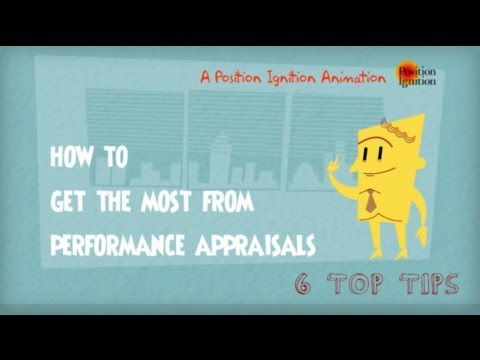 How to Get the Most From Performance Appraisals