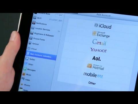 How to Read Webmail on the iPad : iPad Tips