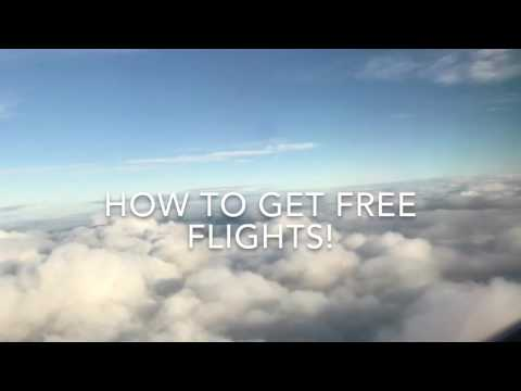 HOW TO GET FREE FLIGHTS FROM DELTA (not click bait)